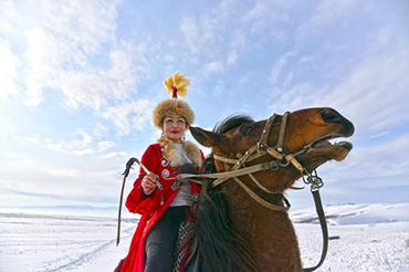 爱赏新疆 | 马背风情