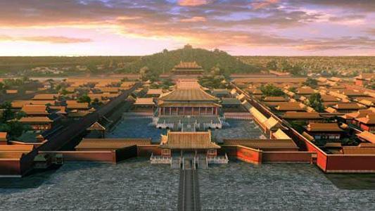 600岁的紫禁城