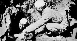 领袖追悼的战士——张思德的故事