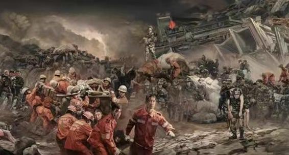 共产党人的精神谱系 | 抗震救灾精神