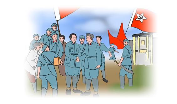 党史故事 | 创建湘鄂边革命根据地